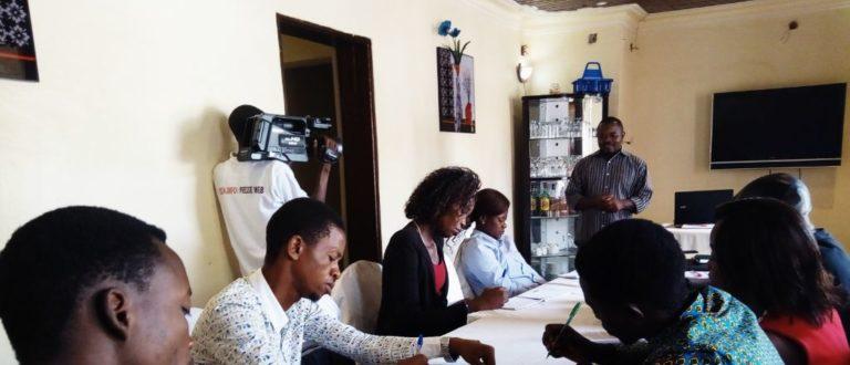 Article : Kisangani sur la voie du journalisme web